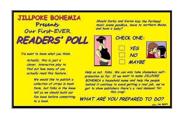 """Readers' Poll"""